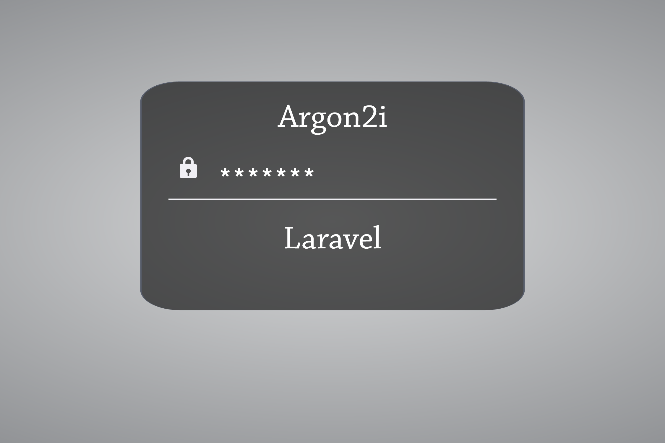 Laravel 200.200 will support Argon20i Password Hashing Algorithm ...