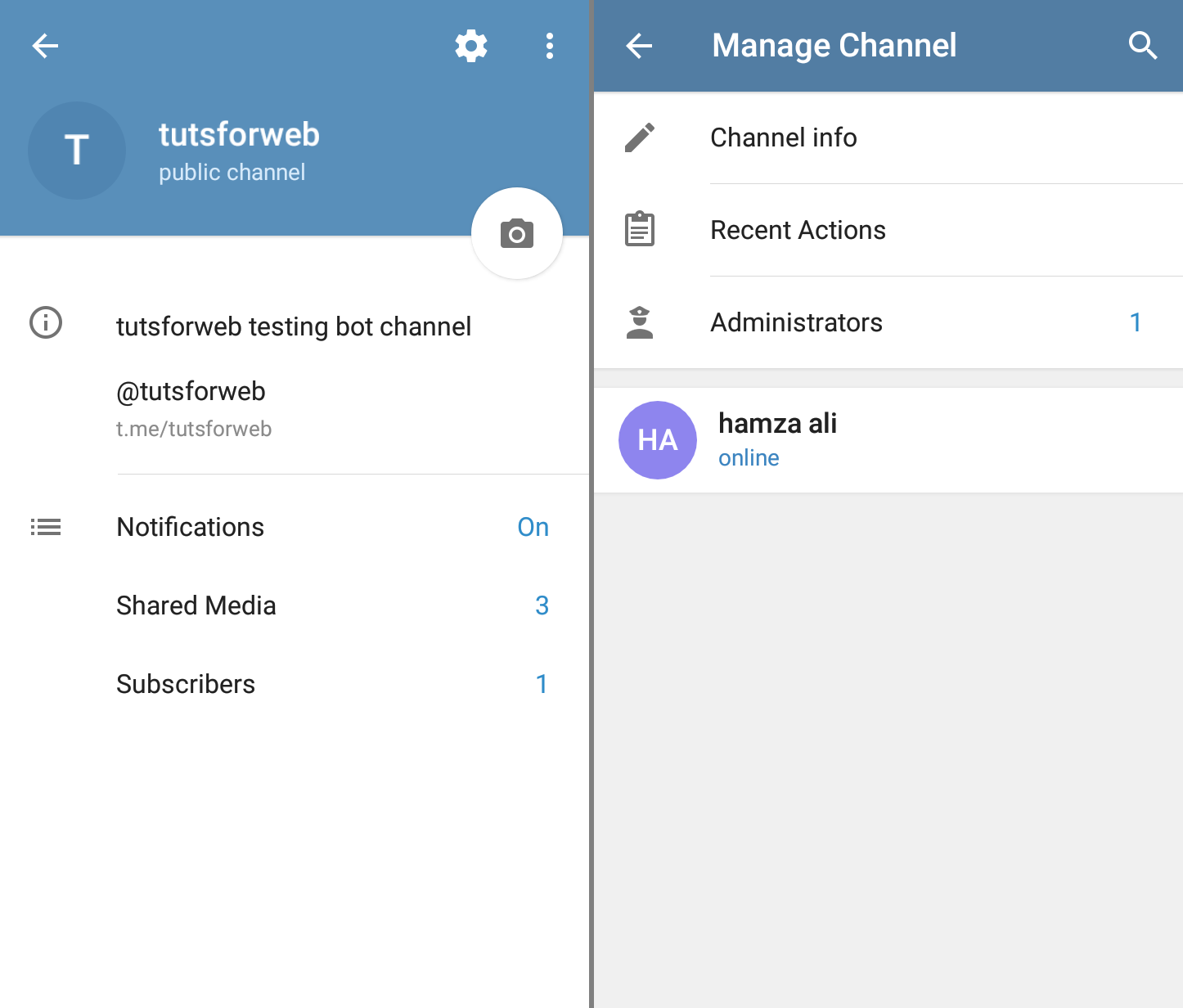Sending Notifications to Telegram Messenger with Laravel