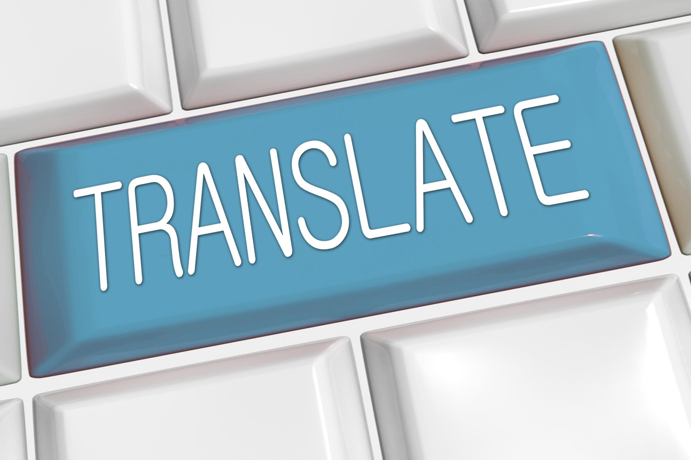 Using underscore translation laravel