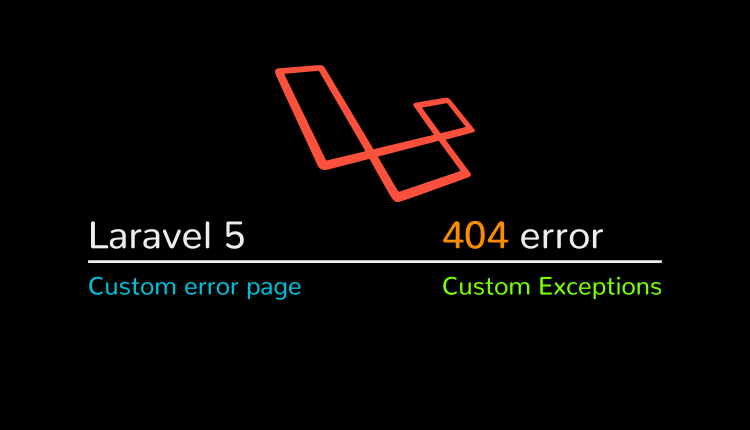 How to create custom 404 page in Laravel | TutsForWeb