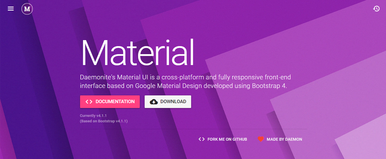 20 Best Material Design Frameworks and Libraries | TutsForWeb