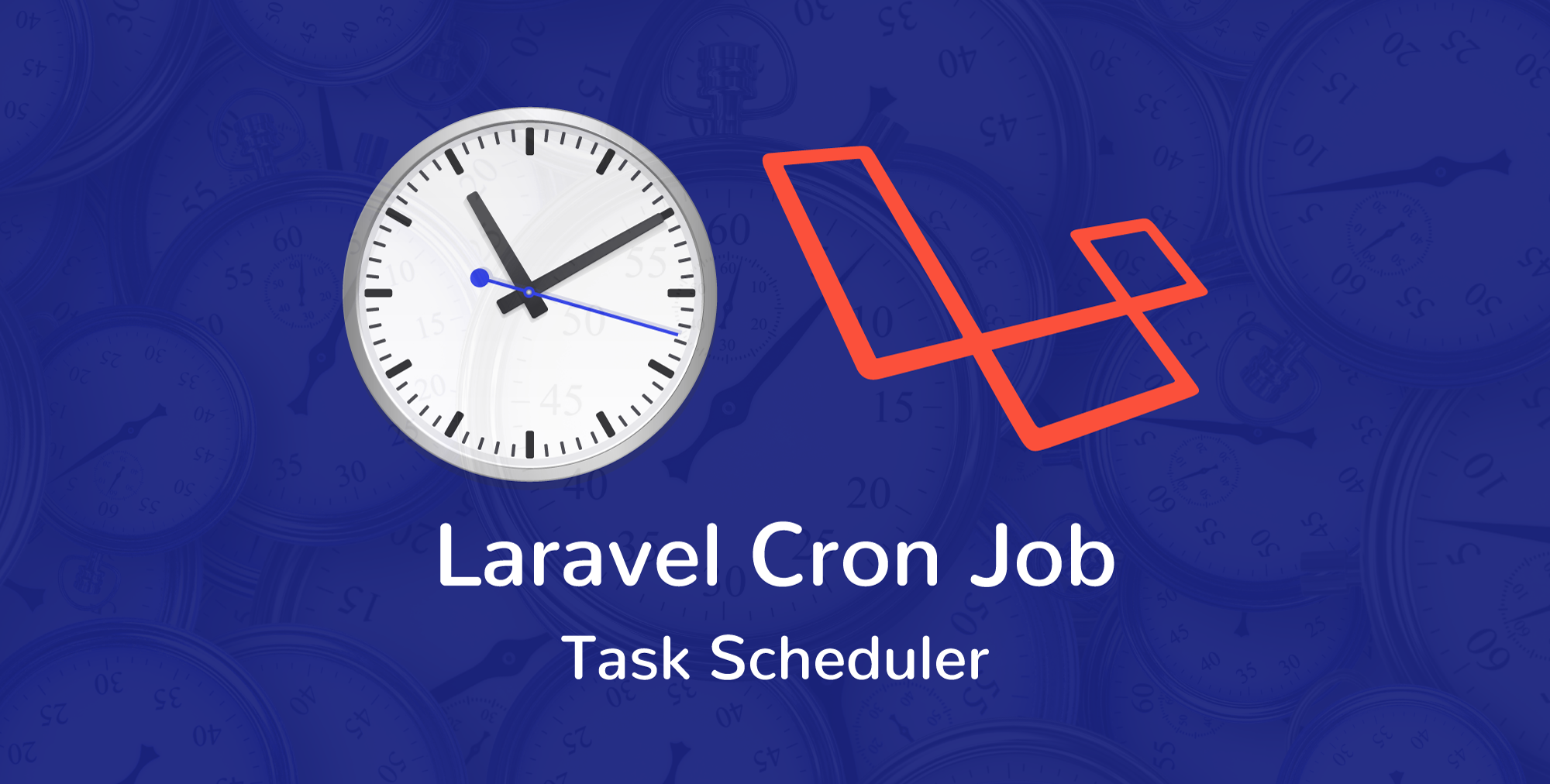 Laravel Cron Job Task Scheduler