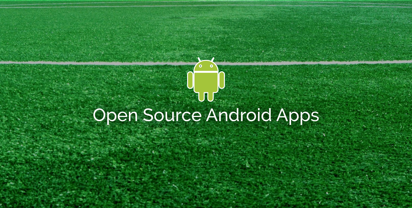 Open-Source Android Apps